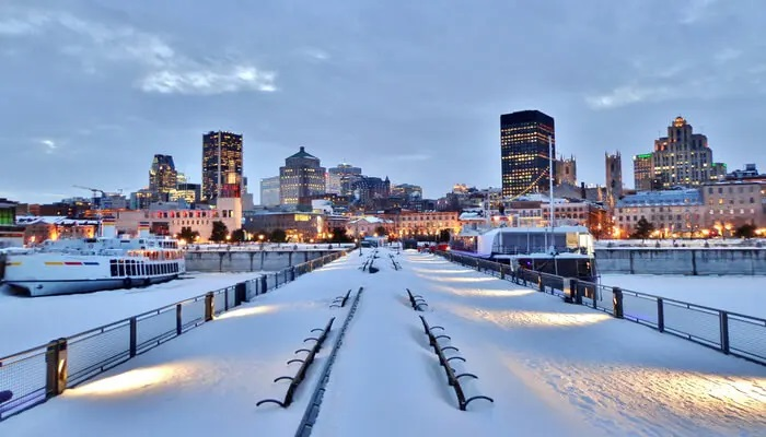Top 5 places for the Nature Lovers to visit in Old Montreal