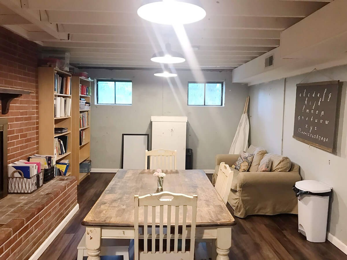 Give Your Basement A New Look and Functionality with Custom Basement Services