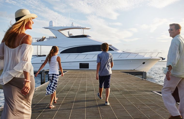 Four reasons to rent a yacht instead of buying
