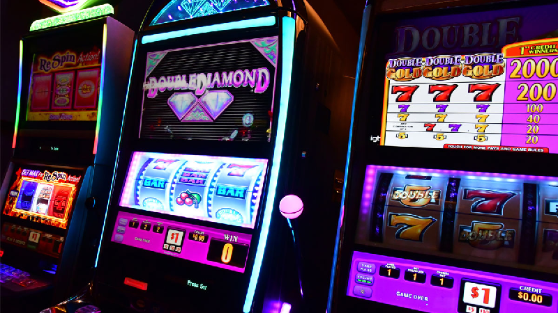 Strategies To Become An Expert In Online Slot Machine Games