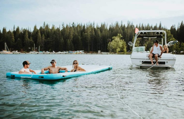 Why is there a need to buy Inflatable Docks?