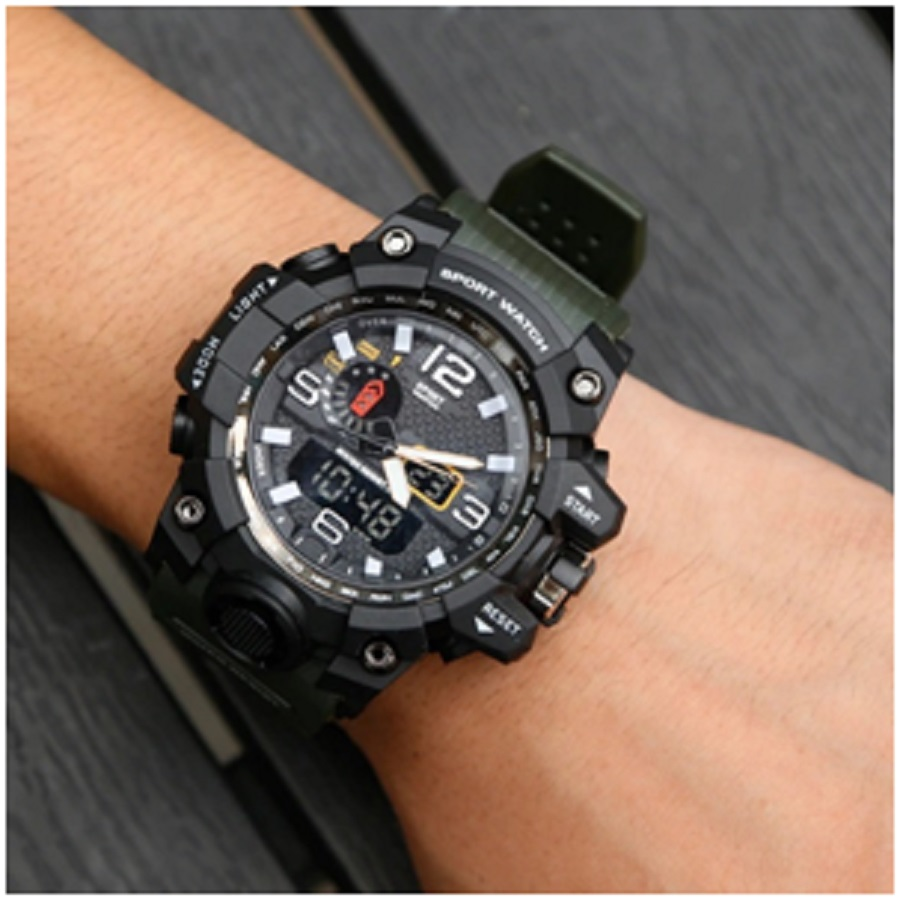 The Uniqueness of Military Styled Wristwatches
