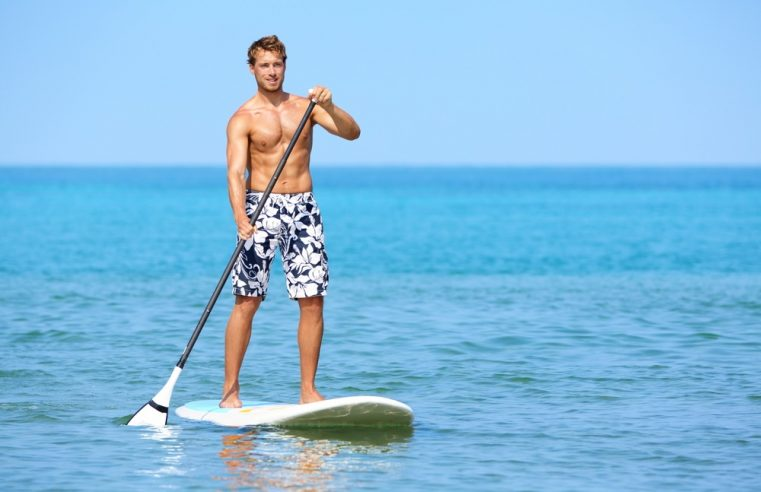 Five Reasons Why You Should Try Stand-Up Paddle Boarding
