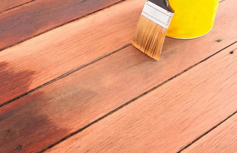 Five Expert Tips On Deck Staining