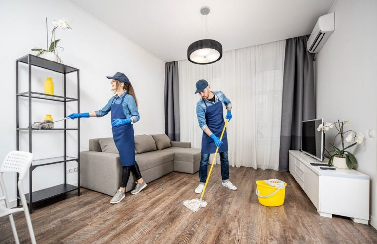 How can you search for a reliable cleaning company?