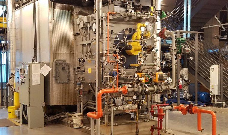 Retrofitting of boilers