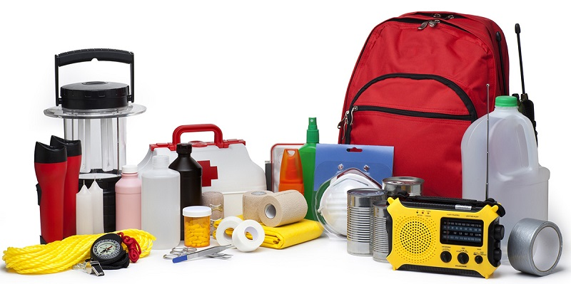 What are Emergency supplies for Earthquake
