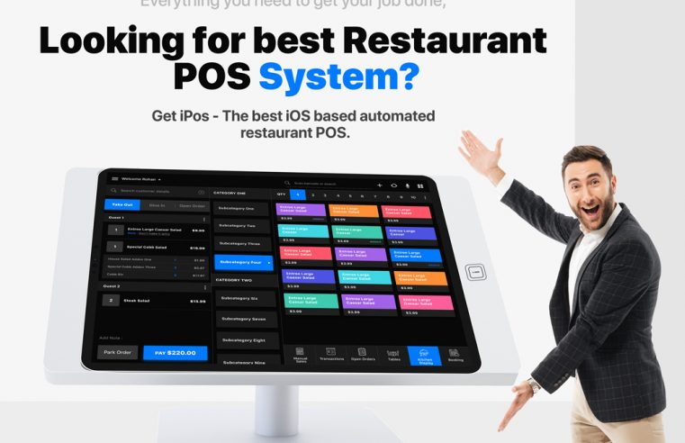 Restaurant POS software: all you need to know