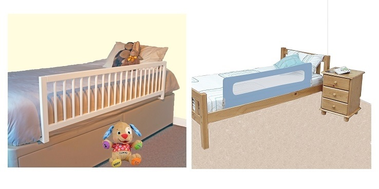 Benefits of Baby Safety Bed Rails