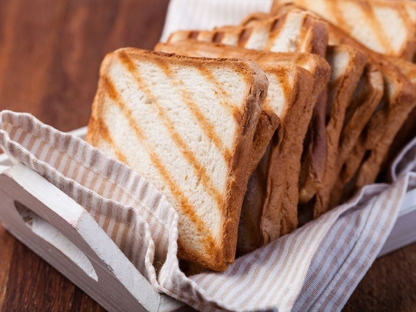 Facts Revealed: Is Toasting Bread Healthier?