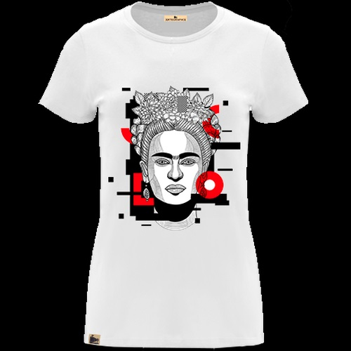 Artsy T-shirts: Imagine & Wear