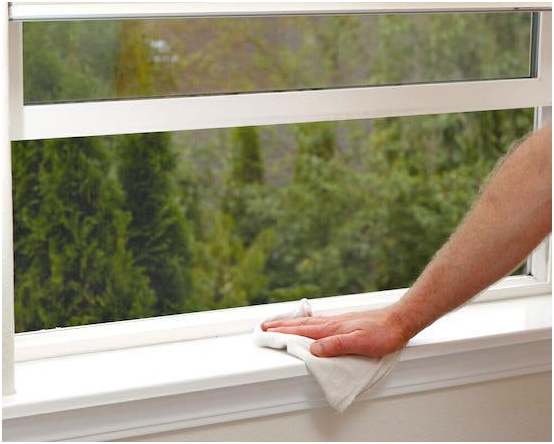About Window Cleaning Products