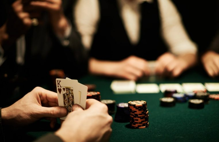 Play poker confidently with the most advanced technology