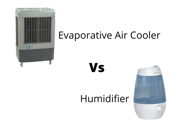 Evaporative Air Cooler Vs Humidifier: Which One is Right for Your Home?