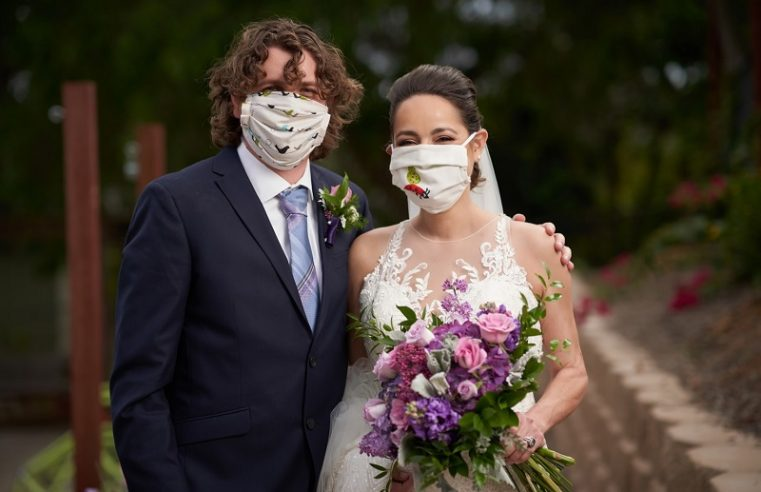Where To Buy Wedding Face Masks For The Big Wedding Day