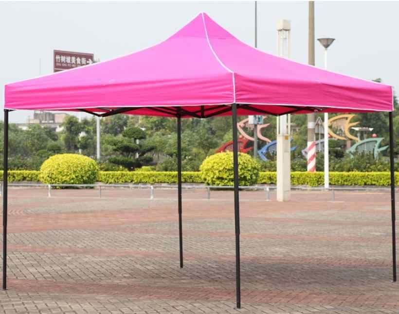 How Do I Choose A Folding Tent?