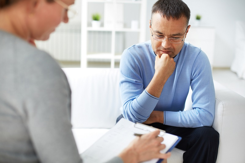 Some Mental-health specialists to support the processing of psychological problems