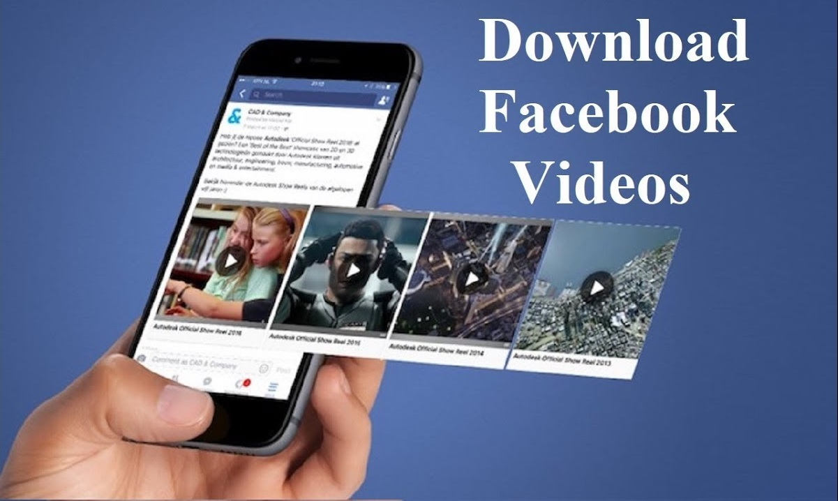 How to Download a Facebook Video Whenever You Want?