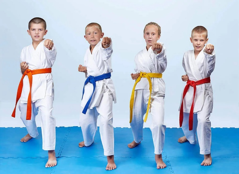 What are the benefits of karate for kids and adults?