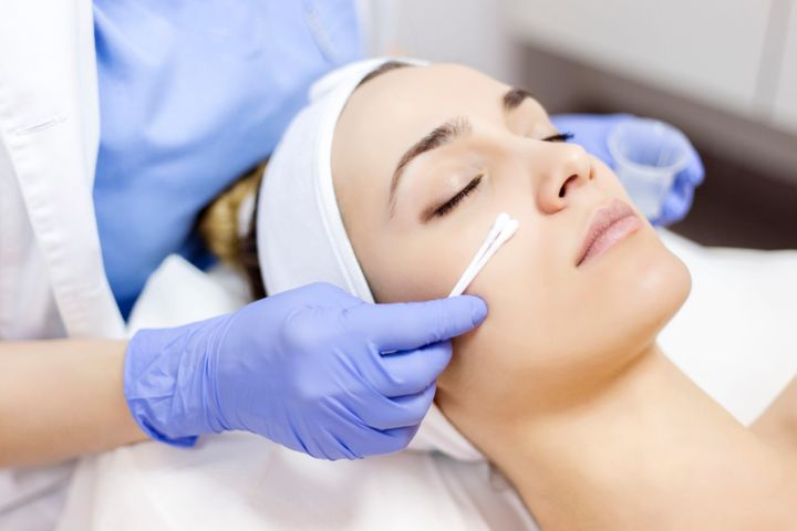 Safety of Chemical Peels