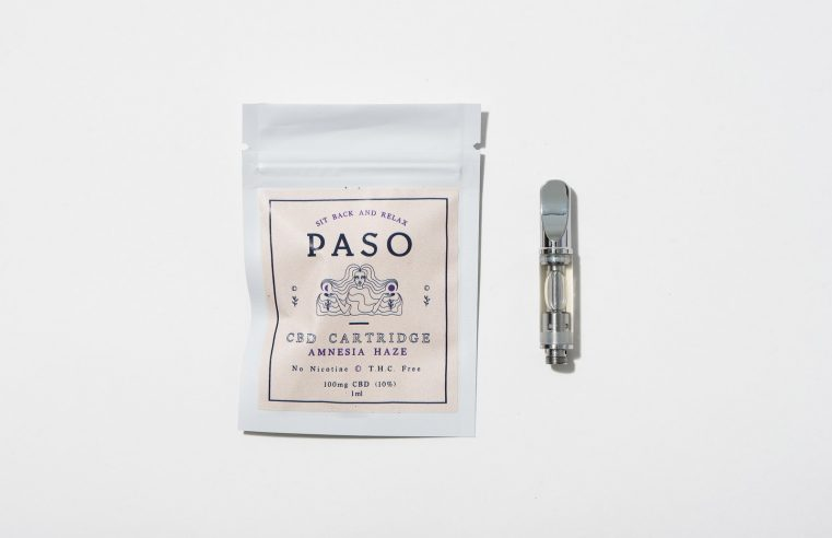 The Best Weed flavoured E Liquid in the UK – the Paso CBD E Liquid Cartridges!