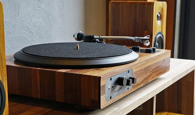 What is the best portable record player?