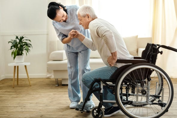 The Senior Citizens Need Good Caretakers to Excel Life