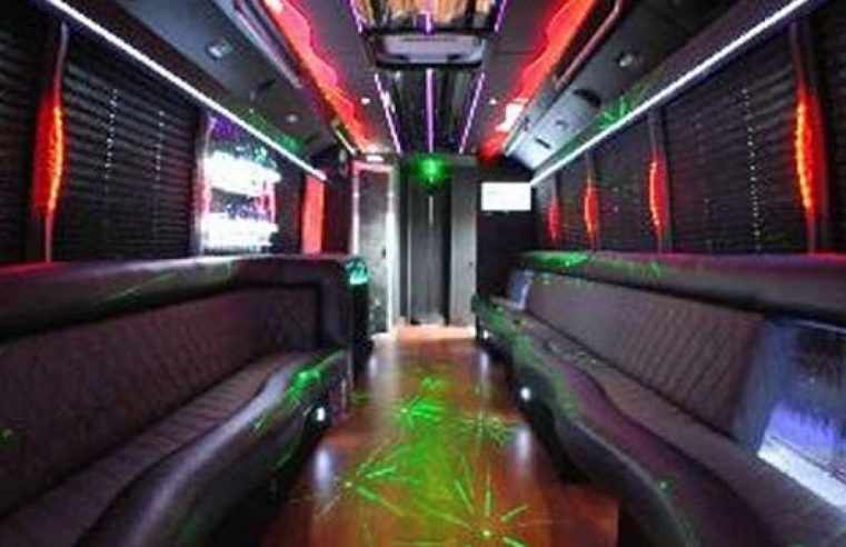 Know the reasons why you need to rent a party bus service