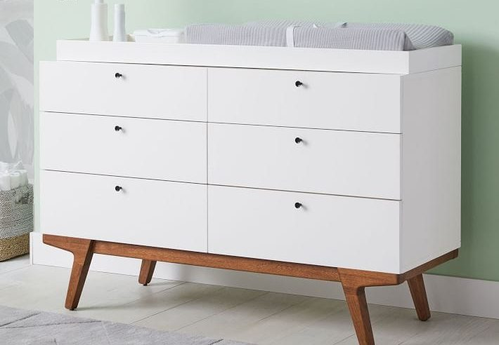 Online Drawers & Chests with Baby Change Table Designs