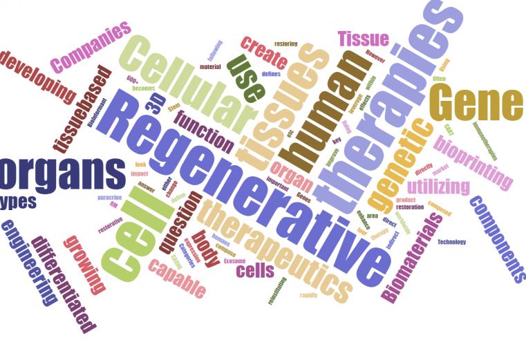 Advantages of regenerative medicine