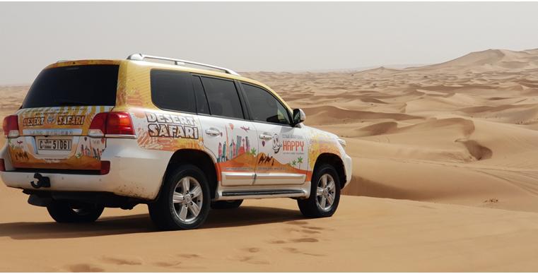 Dubai Desert Safari V/S Abu Dhabi Desert Safari (November 2020)