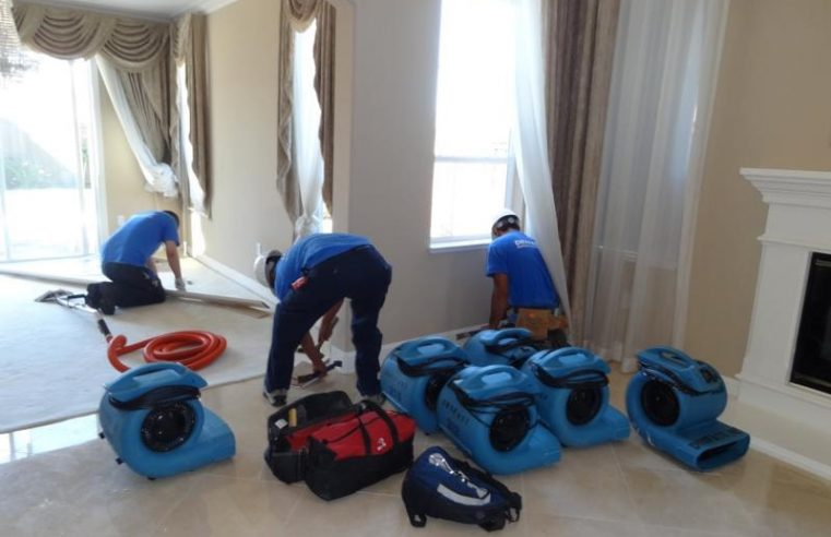 3 Reasons to Hire a Water Damage Restoration Service