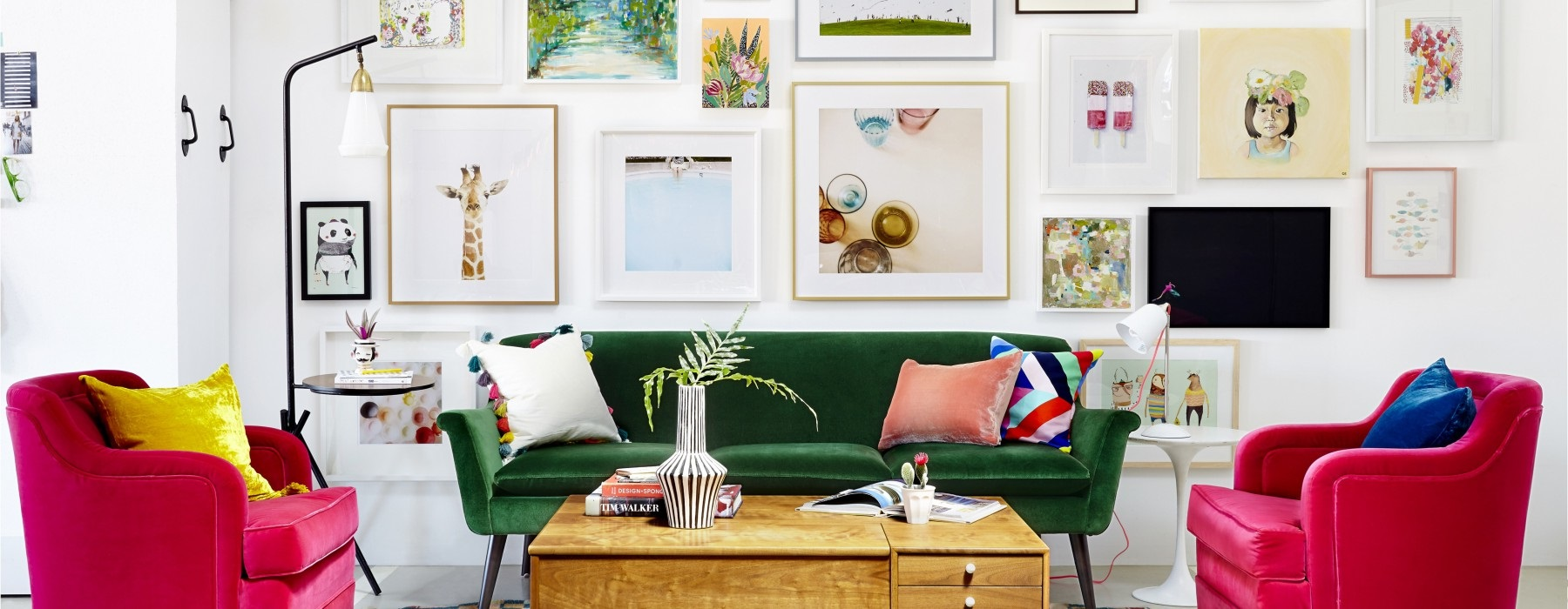 7 Ways Hanging Wall Art At Home Can Make You Happier And Healthier