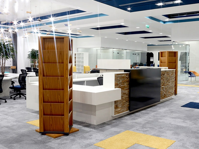 Benefits of an Upgraded Office Interior