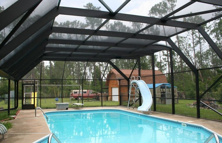 Why should you call Professionals to Repair Your Pool Screen?