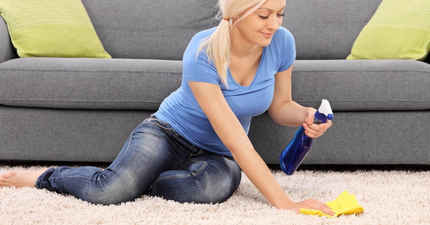 5 Mistakes to avoid when choosing a carpet cleaner