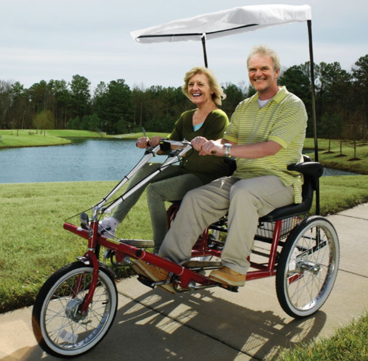 Why switch to Electric tricycles for adults from conventional tricycles