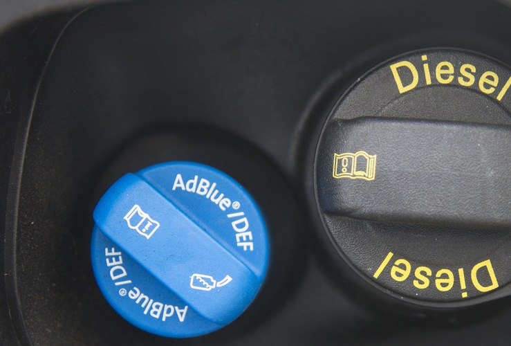 WHAT IS DIESEL EXHAUST FLUID? HOW CAN IT HELP YOUR VEHICLE?