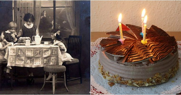 The History of Birthday Cake Tradition