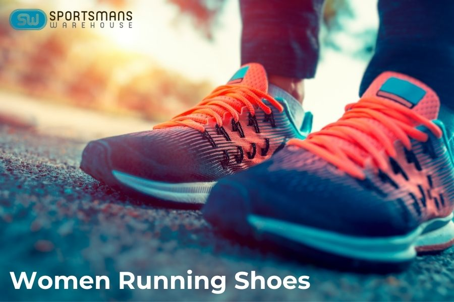 Best and optimum choice of shoes for women runners