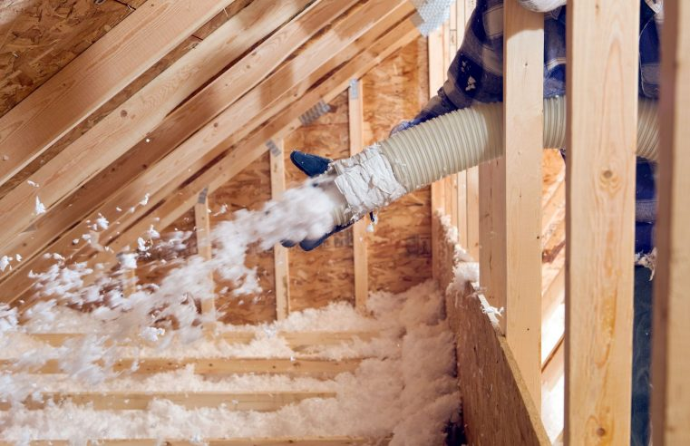 Points To Keep In Mind When Installing Attic Insulation