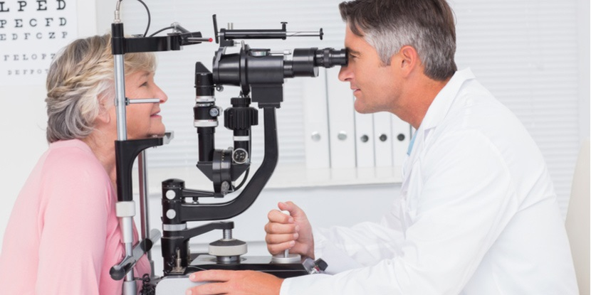 What types of a medical condition does your ophthalmologist treat?