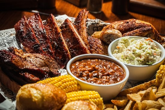 Check out the best BBQ restaurant in Campbell