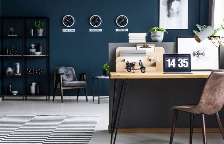 How To Paint Your New Home Office