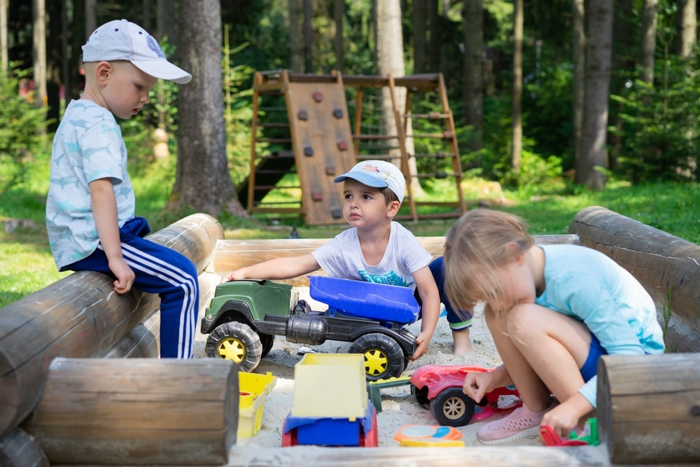 Sensory Play and its Role in Learning Early Childhood Development
