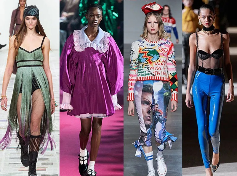 Who is really in charge of fashion trends?