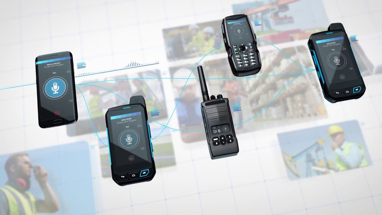 Radios and Cell Phone Interoperability