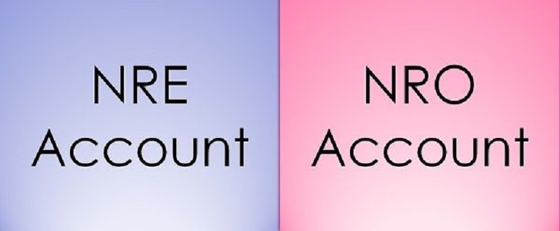 Difference between NRE and NRO Account