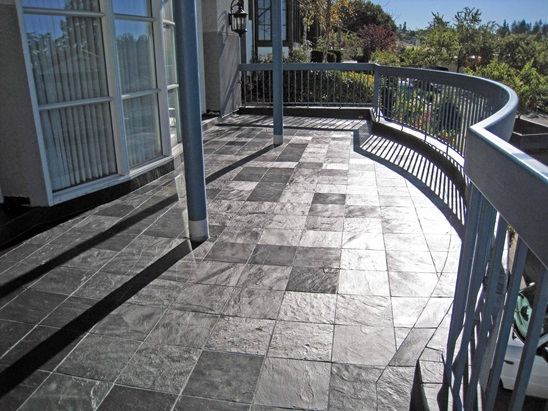 Choosing outdoor tiles and the tilers
