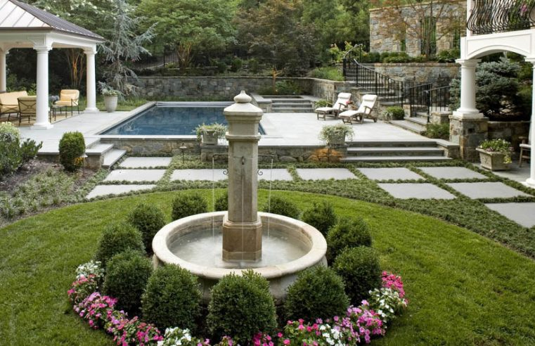 How To Choose The Right Water Feature For Your Custom Landscape Design